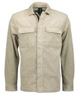 No Excess overhemd - modern fit - creme