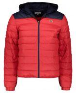 Lacoste jack - modern fit - rood