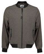 New in Town vest - slim fit - bruin