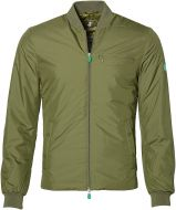 Save the duck jack kort - slim fit - groen