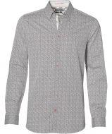 Ted Baker overhemd - extra lang - wit