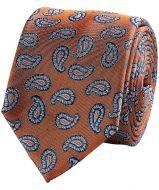 Jac Hensen stropdas - brique