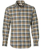 Gentiluomo overhemd - slim fit - greige