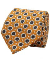 Nils stropdas - oranje