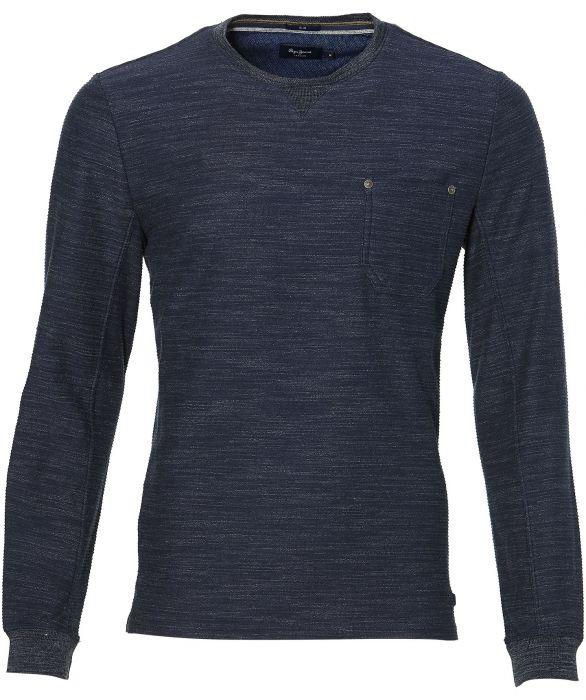 Pepe Jeans shirt slim fit blauw M