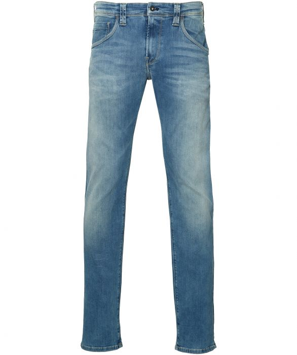Pepe Jeans jogjeans slim fit blauw | Herenkleding