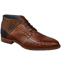 Jac Hensen schoen - cognac