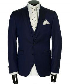 Digel trouwcolbert- mix & match - blauw
