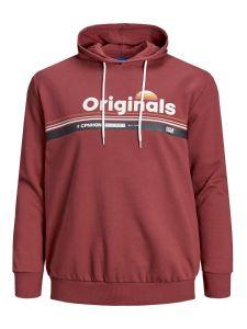 Jack & Jones pullover - modern fit - rood