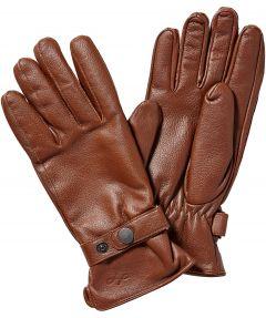 Jac Hensen handschoenen - cognac