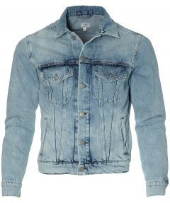 Pepe Jeans jack - slim fit - blauw