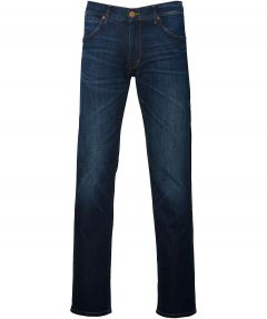 Wrangler jeans greensboro - modern fit- blauw