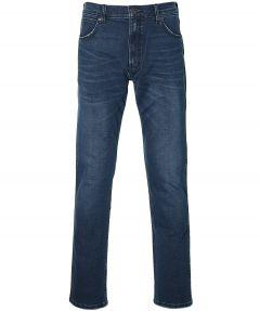 Wrangler jeans Greensboro - modern fit -blauw