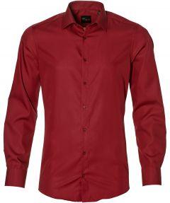 Venti overhemd - slim fit - rood