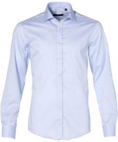 Venti overhemd - slimfit - lichtblauw