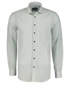 Ledûb overhemd - extra lang -wit