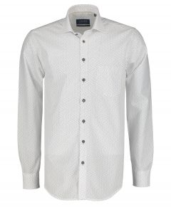 Ledûb overhemd - extra lang - wit