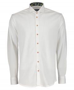 Ledûb overhemd - modern fit - wit