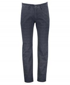 Mac chino Lennox - modern fit - blauw