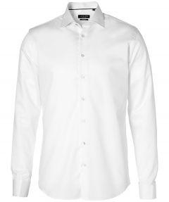 sale - LeDub overhemd extra lange mouw - ecru