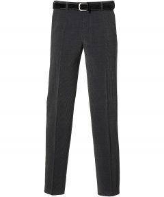 Corduroy pantalon - regular fit - grijs