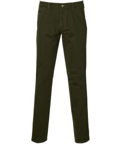 Jac Hensen chino - modern fit - groen