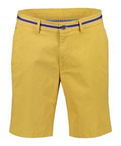 Jac Hensen short - modern fit - geel