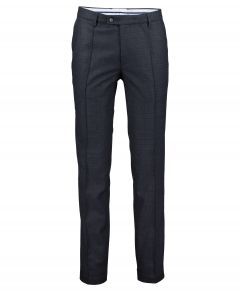 Nils pantalon - slim fit - blauw