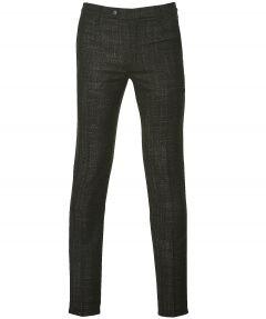 Niils pantalon - slim fit - bruin
