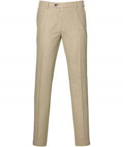 sale - Jac Hensen pantalon - modern fit - ecru