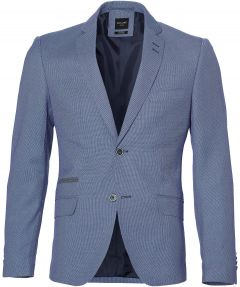 sale - City Line by Nils colbert - slim fit - blauw