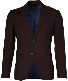 City Line by Nils colbert - slim fit - bordo