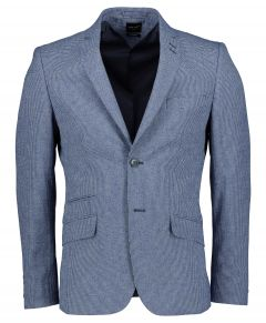 City Line by Nils colbert - slim fit - blauw