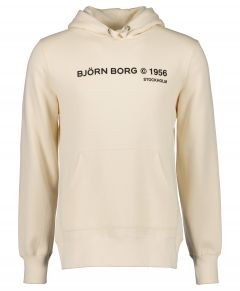 Björn Borg sweater - slim fit - creme