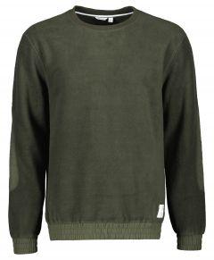 Björn Borg sweater - slim fit - groen