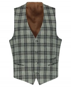 Move by Digel gilet - slim fit - groen