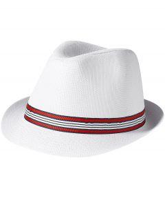 sale - Fiebig hoed - wit