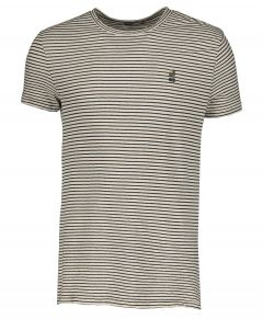 No Excess t-shirt - modern fit - zand