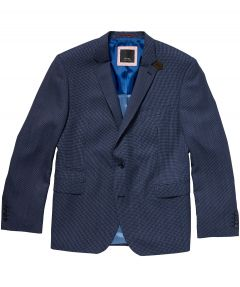 sale - Digel colbert - regular fit - blauw