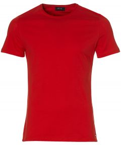 Move By Digel t-shirt - slim fit - rood