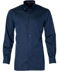 Olymp overhemd - modern fit - blauw