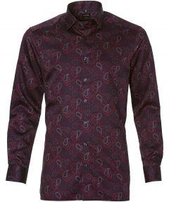 Olymp overhemd - modern fit - bordo