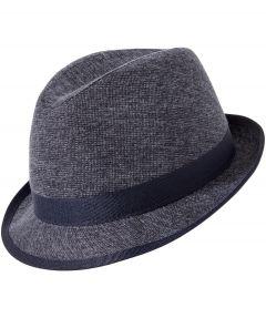 sale - Fiebig hoed - blauw