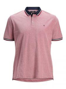 Jack & Jones polo - regular fit - rood