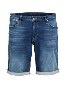 Jack & Jones short - regular fit - blauw