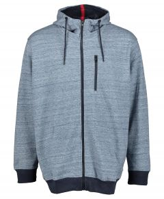 Jack & Jones vest - regular fit - blauw