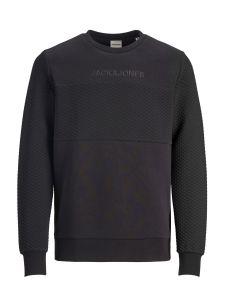 Jack & Jones sweater - modern fit - zwart