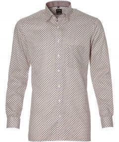 Olymp overhemd - modern fit - rood