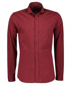Nils overhemd - slim fit - rood