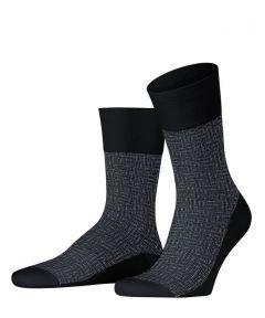 Falke sokken - sensitive Poise - zwart